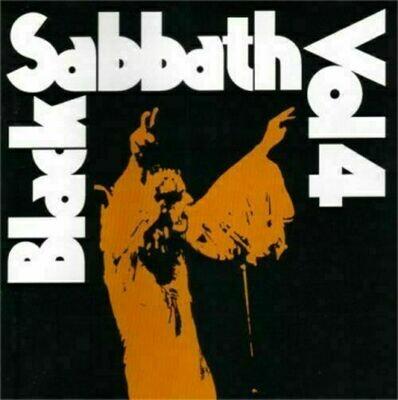 Black Sabbath - Vol 4  [LP]