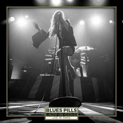 Blues Pills - Lady In Gold: Live In Paris [2LP]