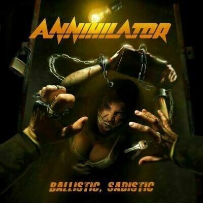 Annhilator - Ballistic Sadistic [LP]