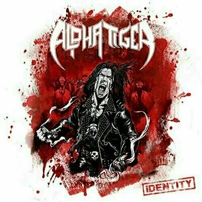 Alpha Tiger - iDENTITY [LP], (Red) + CD