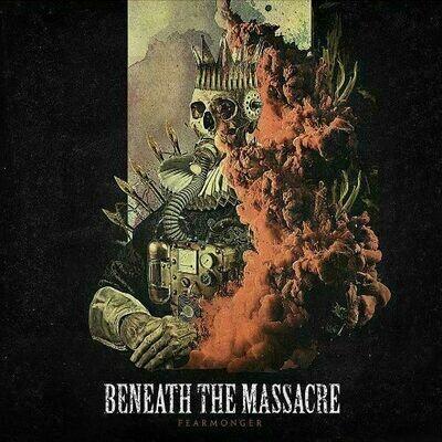 Beneath The Massacre - Fearmonger [LP+CD]