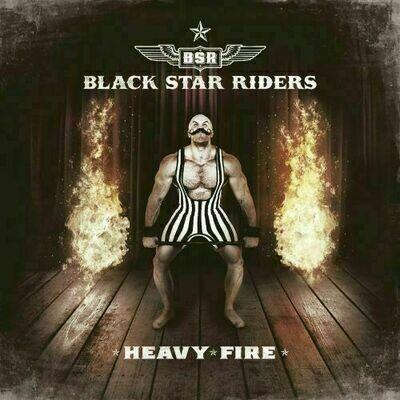 Black Star Riders - Heavy Fire [LP]