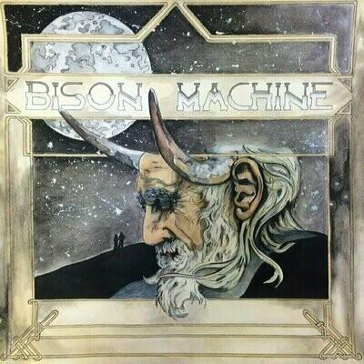 Bison Machine - Hoarfrost [LP], Ltd