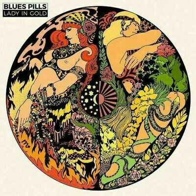 Blues Pills - Lady in Gold [LP]
