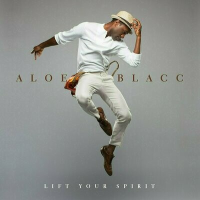 Aloe Blacc - Lift Your Spirit [LP]