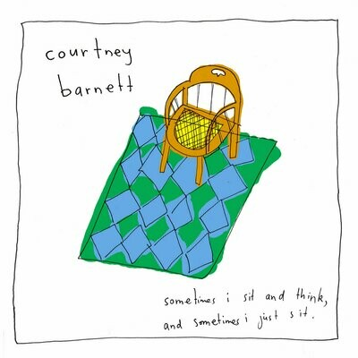 Courtney Barnett - Sometimes I Sit And Think And Sometimes I Just Sit [LP]