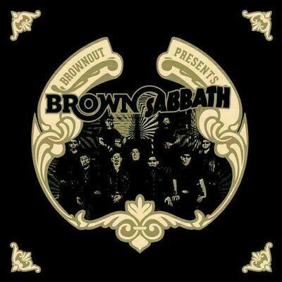 Brownout - Presents Brown Sabbath, Vol. 2 [LP]