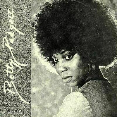 Betty Padgett - Betty Padgett [LP]