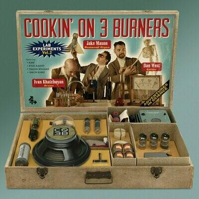 Cookin On 3 Burners - Lab Experiments Vol. 2 [LP]