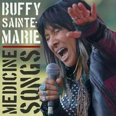 Buffy Sainte-Marie - Medicine Songs [LP]