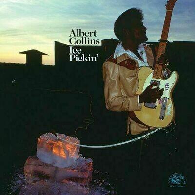 Albert Collins - Ice Pickin' [LP]