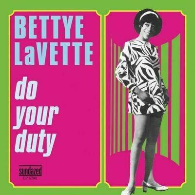 Betty Lavette - Do Your Duty [LP]