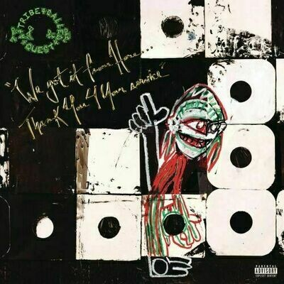 A Tribe Called Quest - We Got It From Here...Thank You [2LP]
