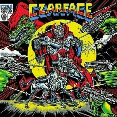Czarface - Odd Czar Against Us [LP]