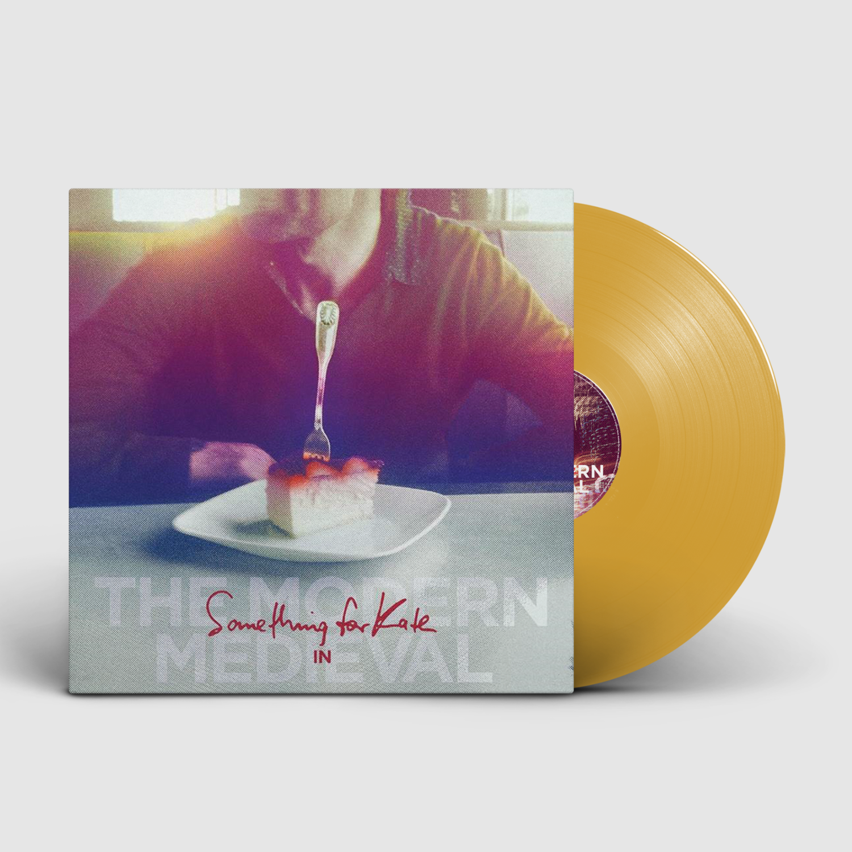 Something For Kate - The Modern Medieval (Mustard) [LP] PRE-ORDER