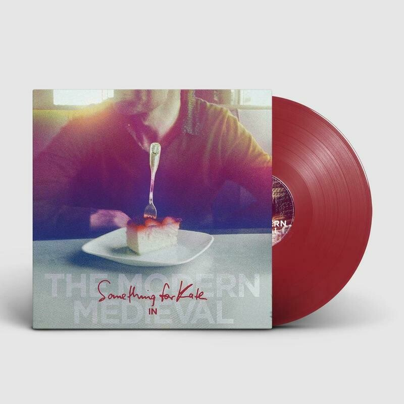 Something For Kate - The Modern Medieval (Red) [LP] PRE-ORDER