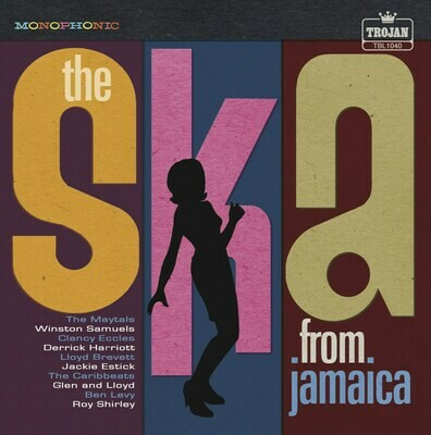 Various - The Ska From Jamaica [LP]