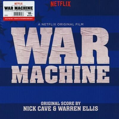 Nick Cave & Warren Ellis - War Machine OST (Red) [2LP]