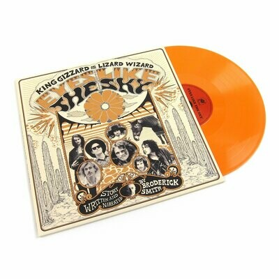 King Gizzard & The Lizard Wizard - Eyes Like The Sky (Orange) [LP]