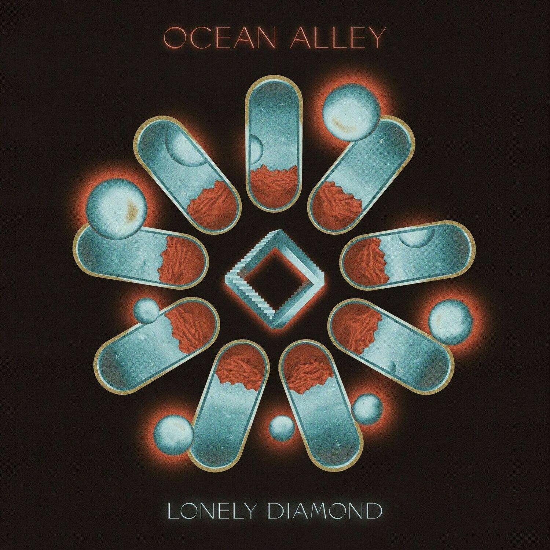 Ocean Alley - Lonely Diamond (Cloudy) [2LP]