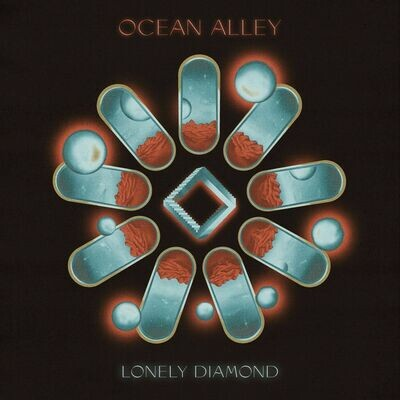 Ocean Alley - Lonely Diamond (Cloudy) [2LP]