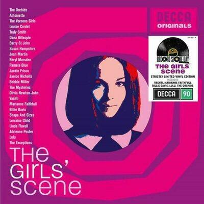 Various - The Girls Scene [2LP] RSD