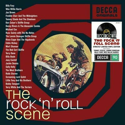 Various - The Rock And Roll Scene [2LP] RSD