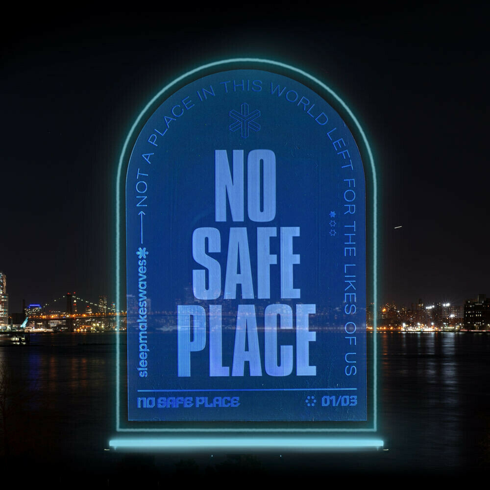 sleepmakeswaves - No Safe Place [EP]