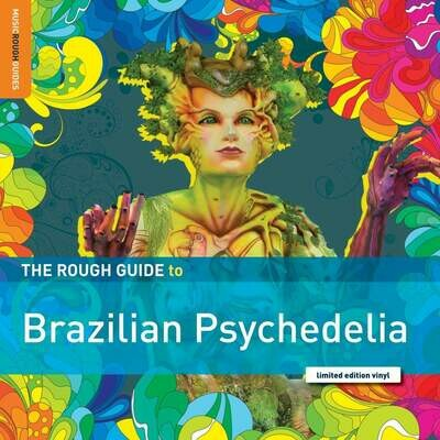 Various - Rough Guide To Brazillian Psychedelia [LP]