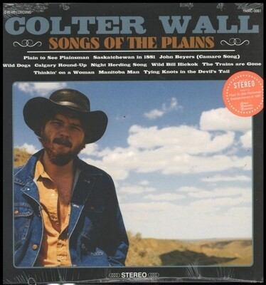 Colter Wall - Songs Of The Plain [LP]