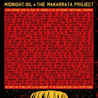 Midnight Oil - The Makarrata Project (Yellow) [LP]