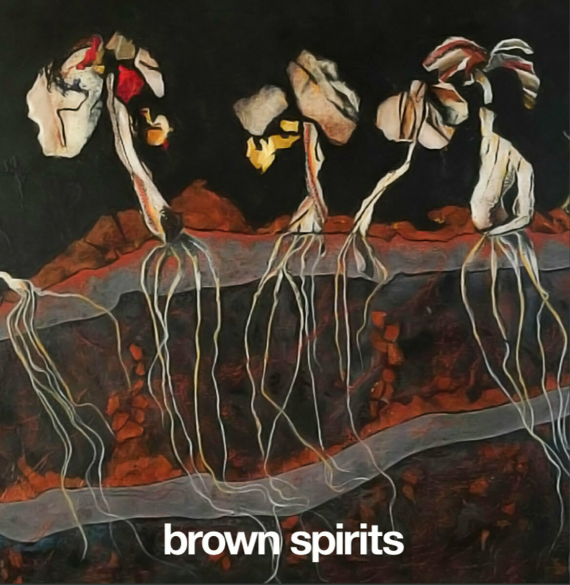 Brown Spirits - Vol. 2 [LP]