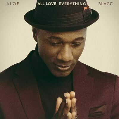 Aloe Blacc - All Love Everything [LP]