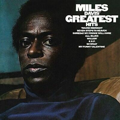 Miles Davis - Greatest Hits [LP]