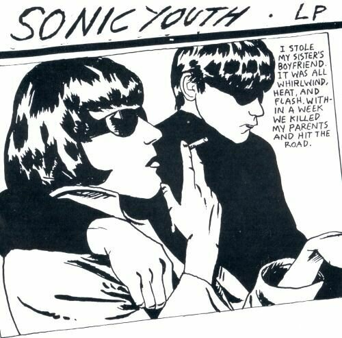 Sonic Youth - Goo [LP]