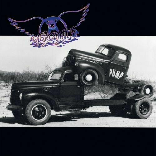 Aerosmith - Pump [LP]