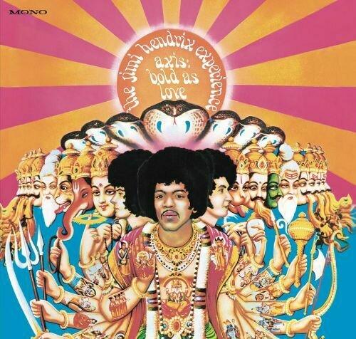 Jimi Hendrix Experience - Axis: Bold As Love (Mono) [LP]