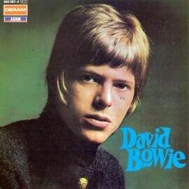 David Bowie - David Bowie (Mono/Stereo) [2LP]