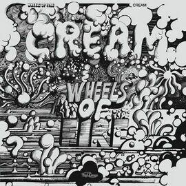 Cream - Wheels Of Fire [2LP]