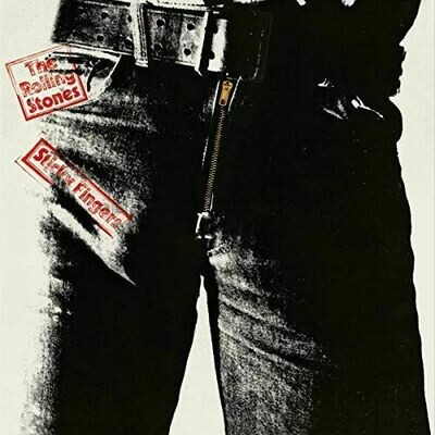 The Rolling Stones - Sticky Fingers (Half Speed Master) [LP]