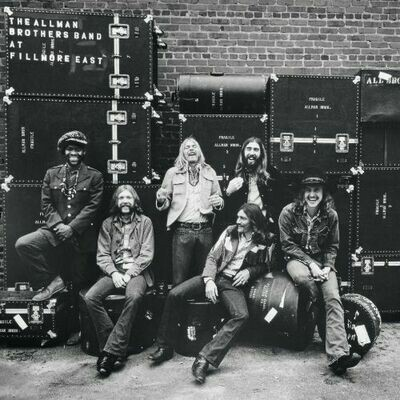The Allman Brothers Band - At Fillmore East [2LP]