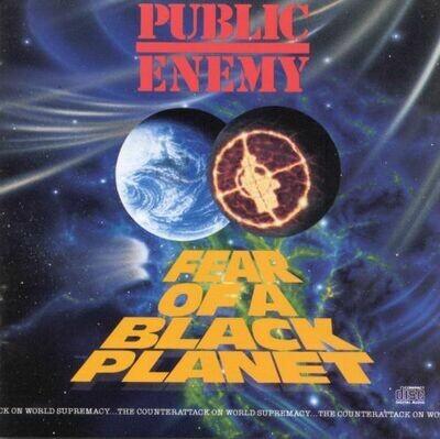 Public Enemy - Fear Of A Black Planet [LP]