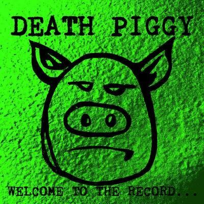 Death Piggy (Gwar) - Welcome To The Record (Gold) [LP]