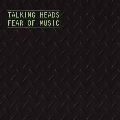 Talking Heads - Fear Of Music (Silver) [LP]