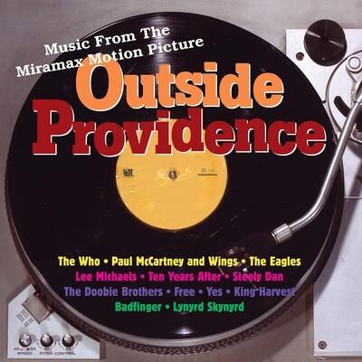 Various - Outside Providence OST (Red & Orange) [2LP]