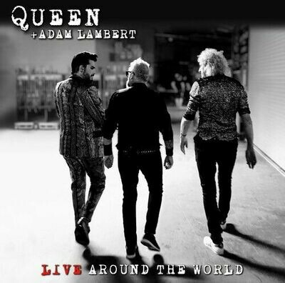 Queen & Adam Lambert - Live Around The World [2LP]