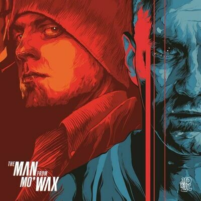 Various - The Man From Mo Wax (Blue/Red) [2LP]