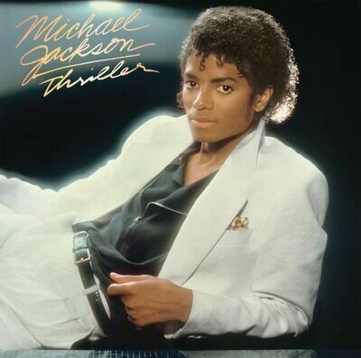 Michael Jackson - Thriller [LP]