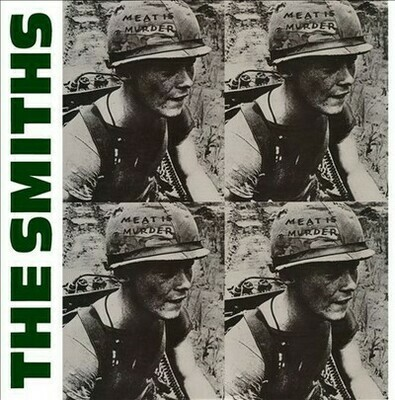 The Smiths - Meat Is Murder [LP]