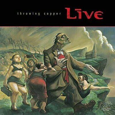 Live - Throwing Copper [2LP]